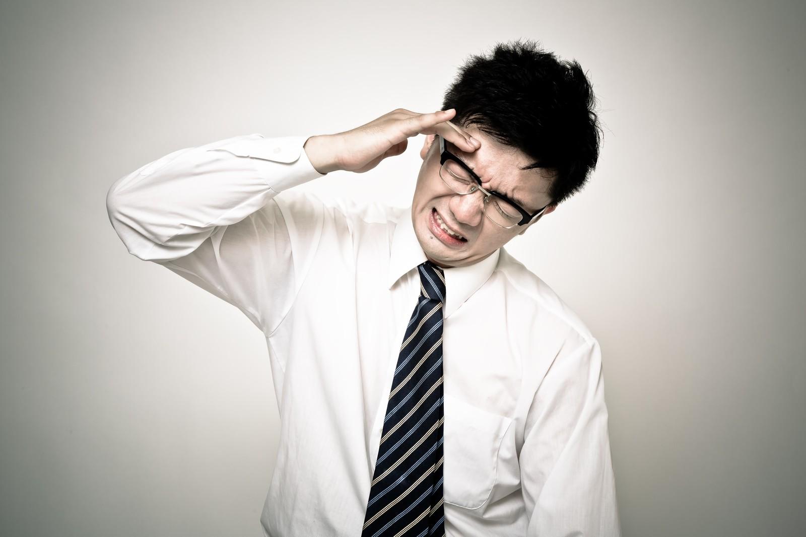 【緊張性頭痛】薬に頼らずカイロプラクティックで改善!