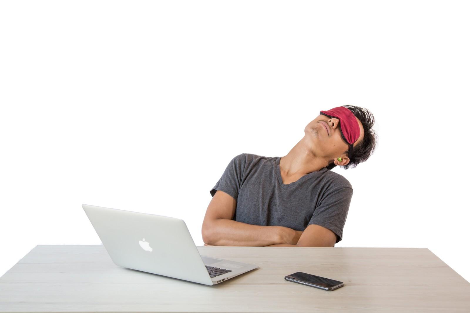 浦安整体日記-14診目-「長時間パソコン作業すると睡眠の質って落ちるんですか?」40代男性:不眠症状