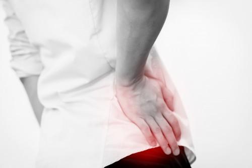 急な腰の痛み