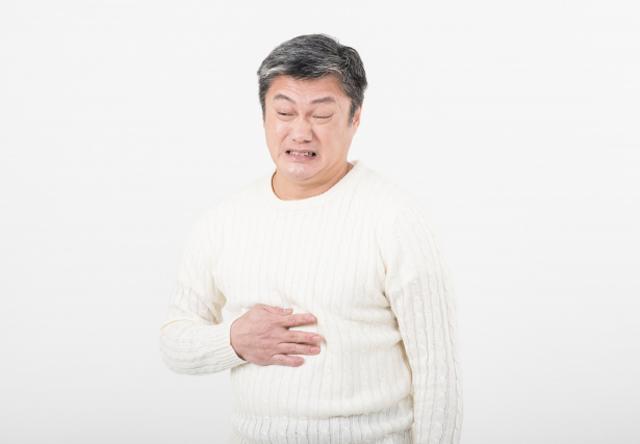 肩こりの鍼灸治療で胃痛が改善