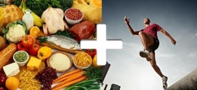 <span>1.</span>食事と運動