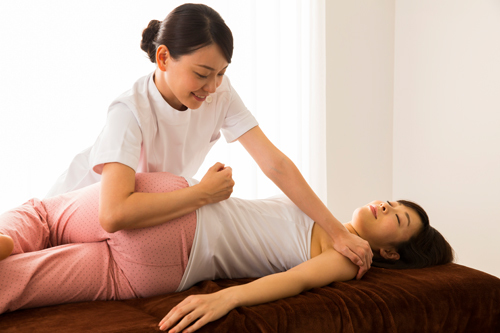 3.慢性化した腰痛に対応