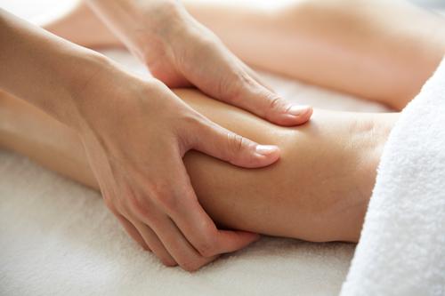 3.手の色々な部分を使って筋肉の柔軟性を高める